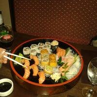 Photo taken at Irifune Restaurant Japonés by Alexandra R. on 5/10/2013