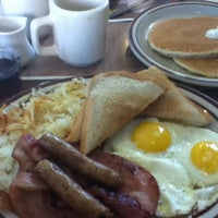 Photo taken at Denny's by Alexandra R. on 10/11/2012