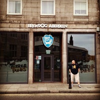 Photo taken at BrewDog Aberdeen by Paul M. on 6/22/2013