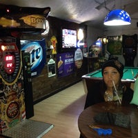 Photo taken at Big Behm's Sports Bar and Grill by Jeremy T. on 1/18/2015