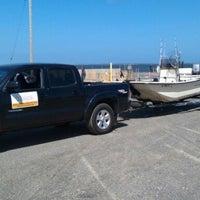 Photo taken at Leonardo State Marina by Amy L. on 5/5/2013