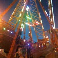 Photo taken at Lunapark by tugay ç. on 5/25/2013
