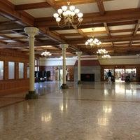Photo taken at Amtrak: Harrisburg Transportation Center (HAR) by Savannah L. on 3/22/2013