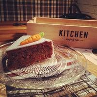 Снимок сделан в The Kitchen пользователем Antoxa O. 3/24/2013