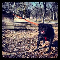 Photo taken at Tower Grove Park Sons of Rest Pavilion by Chris V. on 3/10/2014