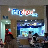 Photo taken at Pinchos by Nacho M. on 1/24/2013