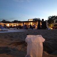 Photo taken at Singita Miracle Beach by Massimo M. on 8/18/2014