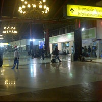 Photo taken at Terminal 1C by Prasetyo N. on 3/3/2014