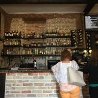 Photo taken at Café Mezo by Daniel on 7/16/2016