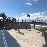 Photo taken at Tropical beach by Daniel on 7/14/2017