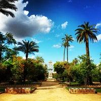 Foto tomada en Jardines de Murillo | Paseo Catalina de Ribera por Daniel P. el 4/24/2014