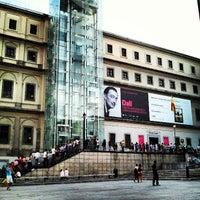 Photo taken at Museo Nacional Centro de Arte Reina Sofía (MNCARS) by Daniel P. on 7/19/2013