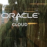Photo taken at Oracle Plaza by Charles D. on 12/14/2016