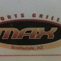 Photo taken at Max Sports Grille by Charles D. on 1/2/2016