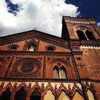 Photo taken at Chiesa Di Santa Maria in Strada by Giga S. on 6/25/2013