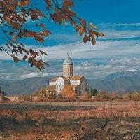 Photo taken at Alaverdi Monastery | ალავერდის მონასტერი by Giga S. on 6/3/2013