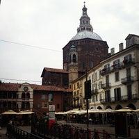 Photo taken at Piazza della Vittoria by Giga S. on 6/29/2013