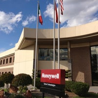 Photo taken at Honeywell Turbo Technologies by Rocio L. on 12/14/2012