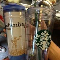 Photo taken at Starbucks by Alina R. on 8/31/2013