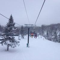 Photo taken at Bretton Woods by Lauren C. on 12/30/2012