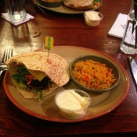 Photo taken at Nando's by Kelly G. on 3/17/2013