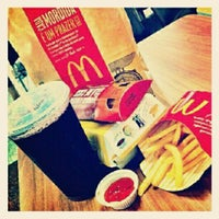 Photo taken at McDonald's by Murilo R. on 1/19/2013