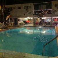 Photo taken at LA Adventurer Hotel by caster7 on 2/7/2013