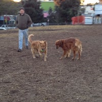Photo taken at Westminster Dog Park by Sidney N. on 12/24/2013