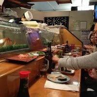 Photo taken at Sakura Japanese Restaurant by Sidney N. on 4/14/2013