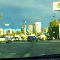 Photo taken at Мост на Самолетку by Sergei G. on 9/18/2017