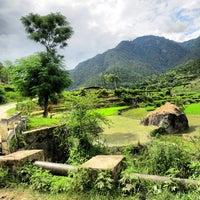 Photo taken at Punakha by Mio K. on 7/2/2013