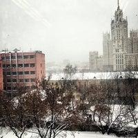 Photo taken at МГУДТ (Московский государственный университет дизайна и технологий) by Anastasia O. on 11/29/2012