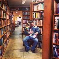 Photo taken at Poor Richard's Bookstore by Matt M. on 4/5/2014
