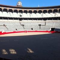Photo taken at Museum Plaza de Toros by Murat C. on 7/4/2014