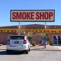 Photo taken at Moapa Paiute Travel Plaza / Chevon Gas by Justin B. on 3/1/2013
