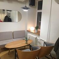 Das Foto wurde bei Smena Cafe von Evgeniy M. am 12/16/2017 aufgenommen