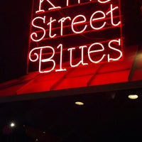 Photo taken at King Street Blues by Derek Z. on 6/7/2013