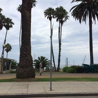 Photo taken at Santa Monica Beach Parking 1N by Muzaffar K. on 8/3/2014