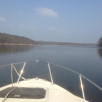 Photo taken at Fischerboot by Conrad W. on 3/29/2014