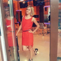 Photo taken at Центр красоты OLA by Polina F. on 8/17/2014