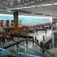 Photo taken at Baltimore/Washington International Thurgood Marshall Airport (BWI) by Abigail C. on 9/10/2013