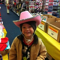 Photo taken at Party City by Fft Amanda K. on 12/20/2012