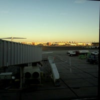 Photo taken at Gate 9 by Darrell G. on 6/23/2013