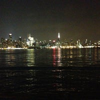 Photo taken at Weehawken Waterfront Park and Recreation Center by Stephanie D. on 5/16/2013