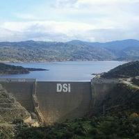 12/7/2012 tarihinde Kürşat Ç.ziyaretçi tarafından Çine Baraji seyir tepesi'de çekilen fotoğraf