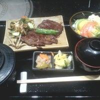 Photo taken at Fugetsu Japanese Restaurant by Bunda K. on 6/19/2014
