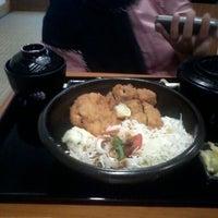Photo taken at Fugetsu Japanese Restaurant by Bunda K. on 10/4/2013