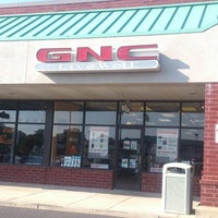Photo taken at GNC by Chris A. on 7/17/2013