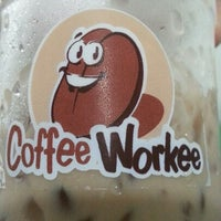 Photo taken at Coffee Workee Tanjung Duren by Arnold L. on 11/15/2012