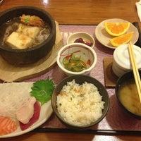 Photo taken at Tontei Pork Restaurant by Joanna T. on 3/13/2013
